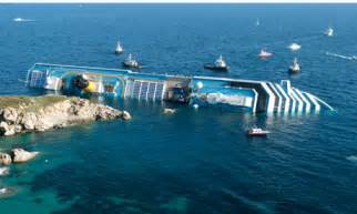 the costa concordia disaster highlights the dangers of
