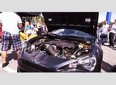 BRZ06 a Subaru with V8 Corvette Engine Swap Has 500 HP