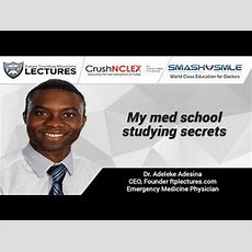 Learn My Medical School Studying Secrets In 10 Minutes Youtube