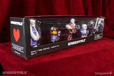 UNDERTALE Little Buddies - Series 1 Complete Set - Fangamer