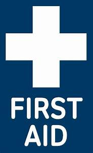 northrock safety blue first aid sticker first aid box With kitchen cabinets lowes with first aid stickers