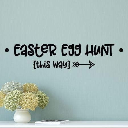easter egg hunt wall quotes decal wallquotescom