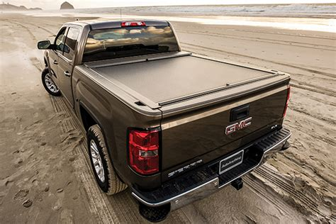 26012 roll up bed cover roll n lock a series retractable tonneau cover ships free