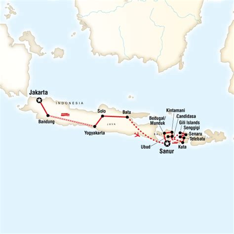 indonesia java bali lombok lonely planet