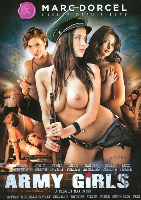 Army Girls Adult DVD Empire