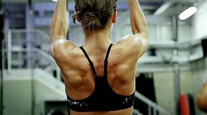 Tomb Raider Alicia Muscle Gifs Lara Vikander