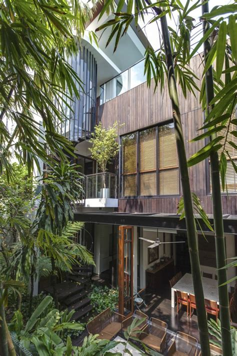 modern nature house architecture homemydesign
