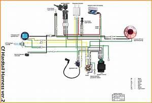 Honda 50 Wiring Diagram Coil