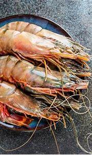 Raw fresh Tiger Prawns   High-Quality Food Images ...