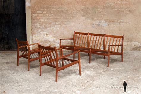 canapé strasbourg canapé et fauteuils scandinave en teck grete jalk