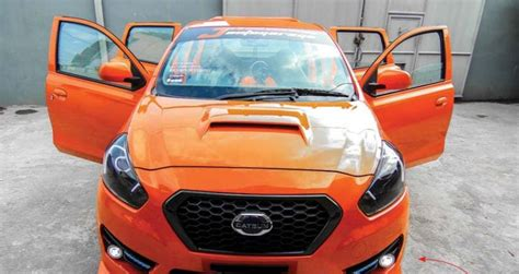 modifikasi datsun   september oktober