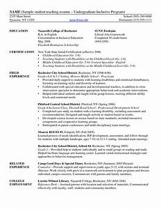 student teacher resume project scope template With academic case study template