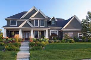Inspiring Two Story Building Plans Photo by Craftsman Home Plans Newsonair Org