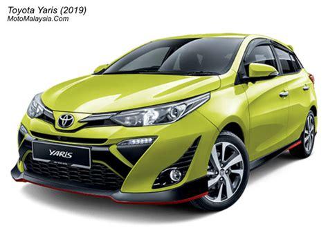 Toyota 2019 Malaysia by Toyota Yaris 2019 Price In Malaysia From Rm70 888