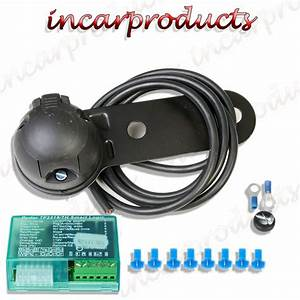 12n Full Single Towing Electrics Towbar Wiring Kit With