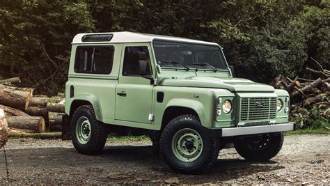 Rover Defender 2015 land rover defender heritage edition picture 609175
