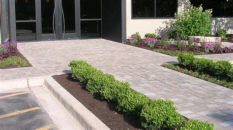 patio walkway sle 53 evergreen landscape