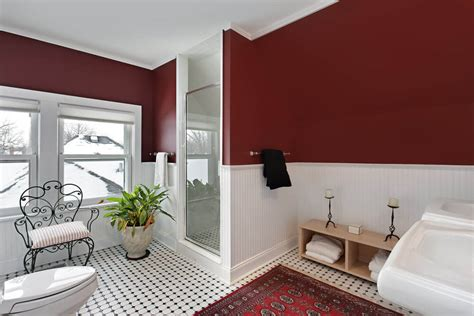 Color Ideas White Walls by The Best Bathroom Colors Based On Popularity