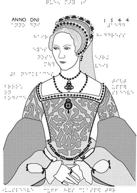 queen mary tudor colouring pages  pinterest discover   trending tudor colouring ideas