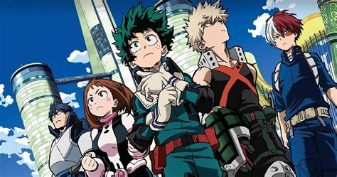 My Hero Academia 10 Amazing Quirks Completely Weighed