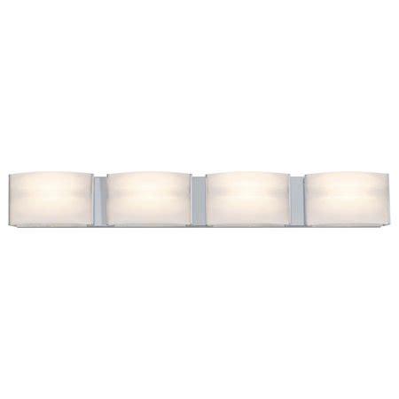 Halogen Bathroom Light Fixtures by Dvi Lighting Dvp1744 Vanguard 4 Light Halogen Bathroom