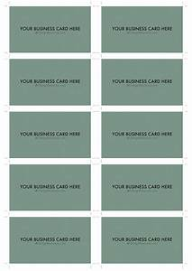 Free photoshop tutorials for Business card template a4