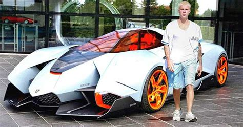 Justin Bieber Car by Justin Bieber Has An Amazing Car Collection Tire Burn
