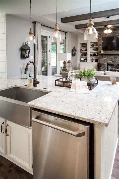 Regency Homebuilders Open Concept Living Large Kitchen