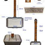 thors hammer build awesome metal diy build are you worthy
