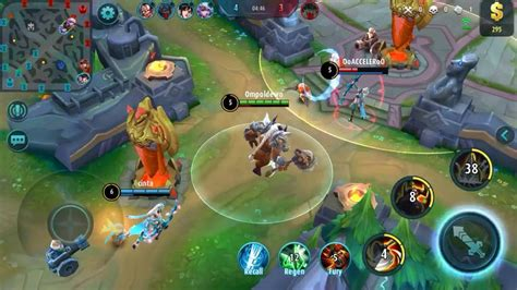 Mobile Legend (android/ios