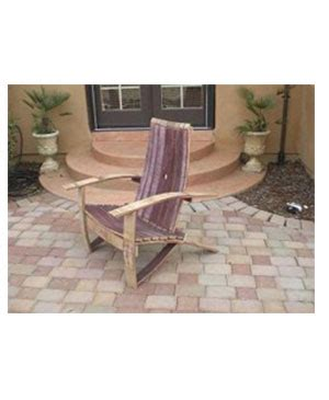 woodworking plans wine barrel chair plans amish