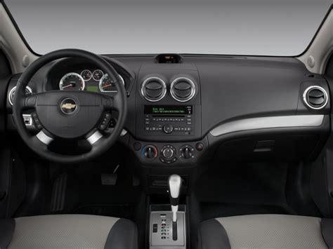 image  chevrolet aveo  door sedan lt wlt dashboard