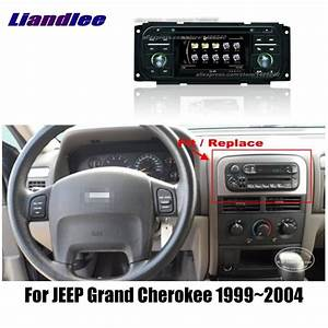 Liandlee 2din For Jeep Grand Cherokee 1999