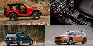 Every Crossover And Suv Available With A Manual