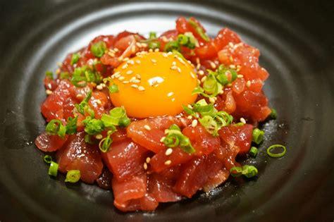 マグロ 丼 レシピ