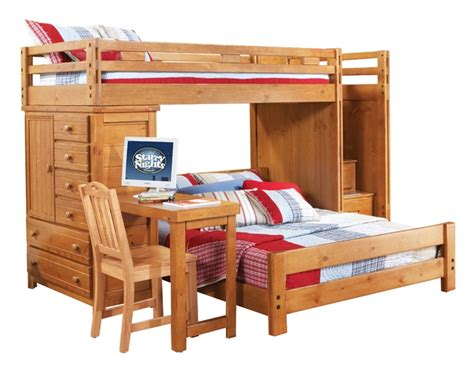 boys loft bed with desk bunk bed with chest and desk boys bedroom ideas pinterest