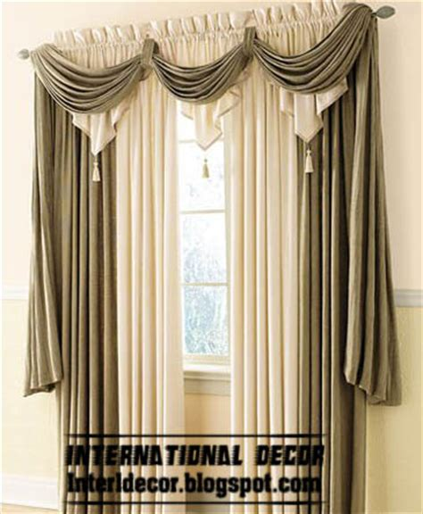 13 best catalog of classic curtains designs models