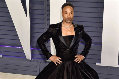 Billy Porter Struggled Find Gender Fluid Designers For