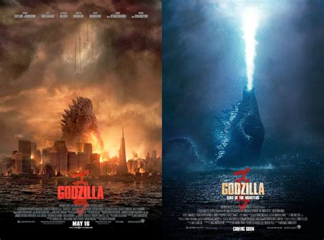 5 Years For Godzilla Monsterverse By Mnstrfrc On Deviantart