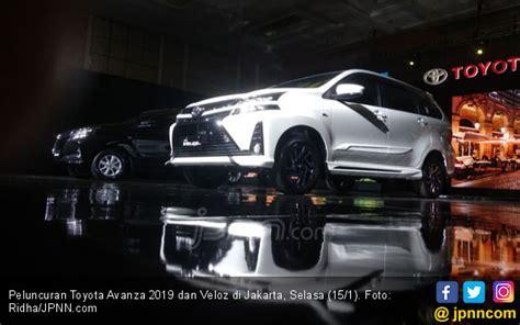 Toyota Avanza Veloz 2019 Photo by Toyota Avanza 2019 Dan Veloz Mengaspal Harga Tidak
