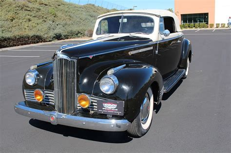 Packard  Vehicles  Specialty Sales Classics