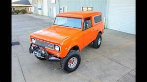 1969 Scout International Harvester 800 4x4