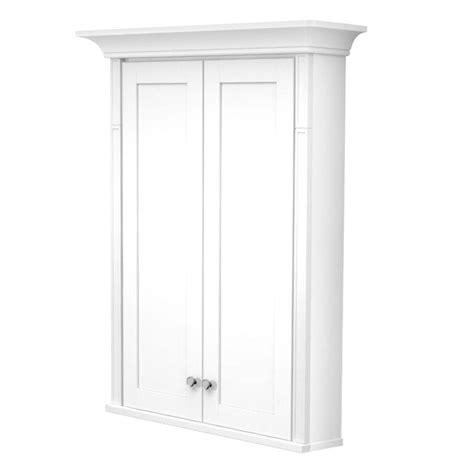 home depot bathroom wall cabinets kraftmaid 27 in w x 36 in h x 4 5 8 in d bathroom