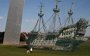 Sunken Pirate Ship With Treasure Found Near St. Louis ...