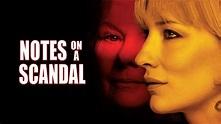 Notes on a Scandal | Movie fanart | fanart.tv
