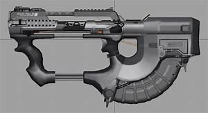 "New hi-res images of ""The Ripper"" gun DLC | Charlie INTEL"