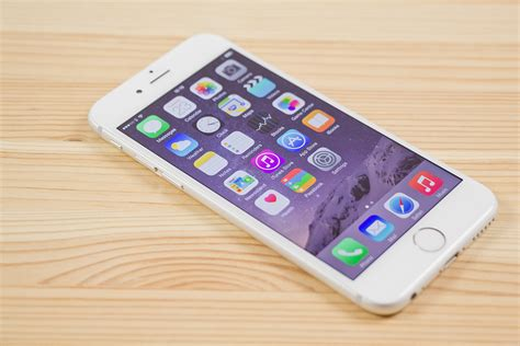 iphone 6 at t iphone 6 review macworld uk