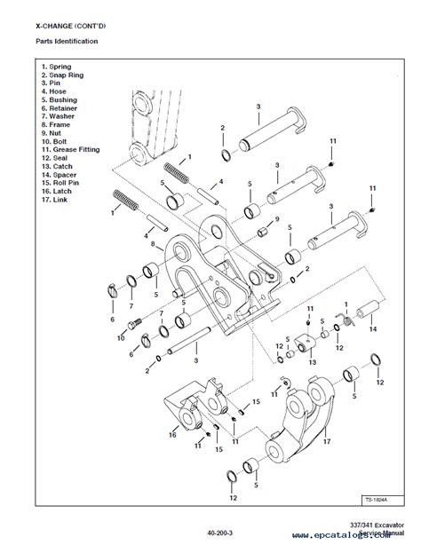 bobcat   excavators  series service manual