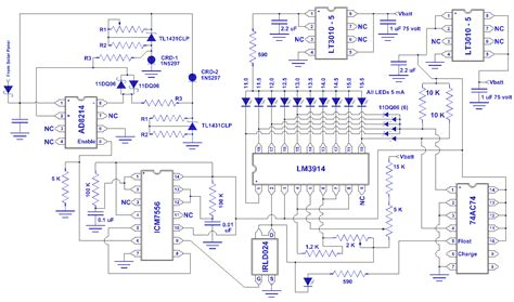 solar charge controller circuit diagram simple mppt