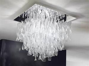 Lustre Pour Salon : le plafonnier design en 44 jolies photos ~ Preciouscoupons.com Idées de Décoration